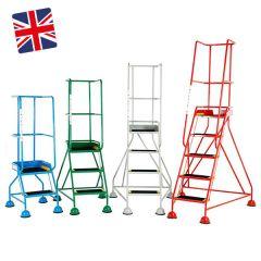 Classic Warehouse Steps BS Range- UK Made