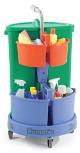 Numatic Cleaning Carousel