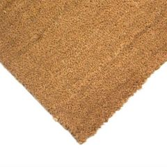 Plain Coir Coconut Entrance Matting