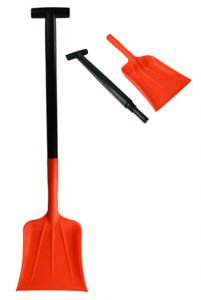 Small Shovel with T Grip