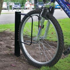 Floor Mounted Cycle Racks - 1 Bike