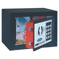 Dagobert Compact Electronic Lock Safe - Black