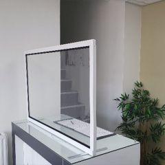 Desk Size Social Distance Protective Screen