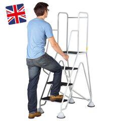 Easy Glide Mobile Steps- UK Made
