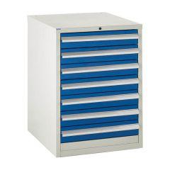 600 Euroslide Cabinet - 7 Drawers