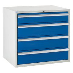 900 Euroslide Cabinet - 4 Drawers