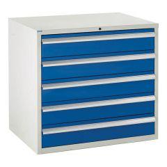 900 Euroslide Cabinet - 5 Drawers