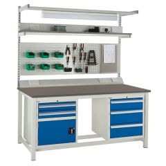 Euroslide Linoleum Worktop Super Workbench only