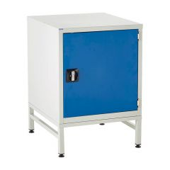 600 Euroslide Cabinet on Stand - 1 Cupboard