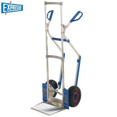 Expresso Sack Truck with Heavy Duty Tyres - 300kg