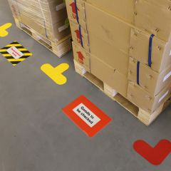 Floor Signalling