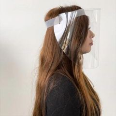 Protective Face Shield - Side