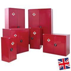 Petroleum & Flammable Liquids Storage Cupboards