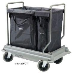 Folding Laundry Trolleys - 54042013GY