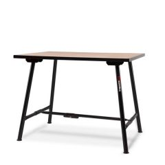 Folding Workbench with Timber top
