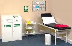 First Aid Room Starter Kit