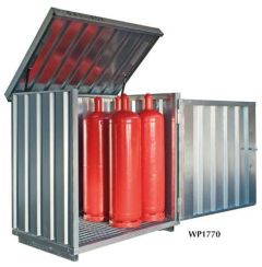 Gas Cyclinder Containers