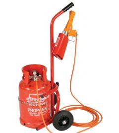 Propane Gas Cylinder Trolley - (Trolley ONLY)