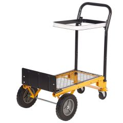 Three Position Sack Truck with Bag Holder