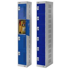 Connex Quick Delivery Tool Charging Lockers