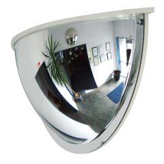 Half Hemisphere Mirrors