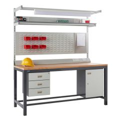 HD Heavy Duty Workbenches - 1200kg UDL