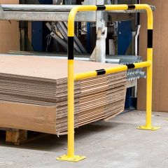 Indoor Heavy Duty Steel Hoop Guards