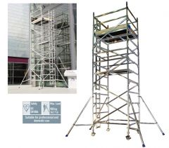 Heavy Duty Access Towers - Double Depth