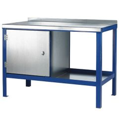 Heavy Duty Steel Workbenches - Blue