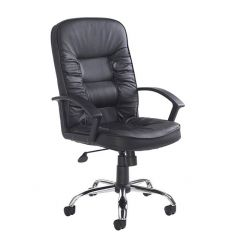 Hertford Leather Managers Chair