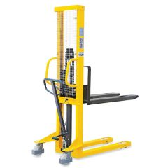 Hydraulic Stackers with Fixed Fork