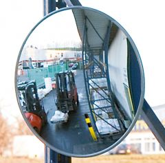 Internal / External Circular Mirror
