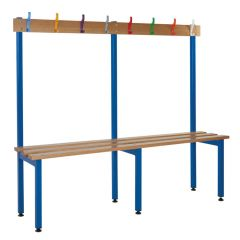 Single Sided Junior Cloakroom Bench