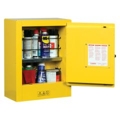 Justrite Aerosol Storage Cabinet