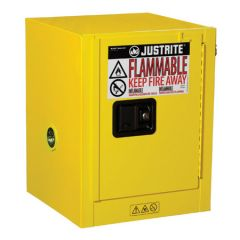 Justrite Countertop Safety Cabinet