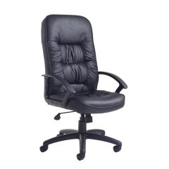 King Leather Managers chair