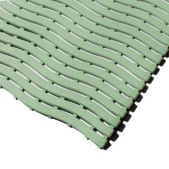 Kumfi Step Matting - Green