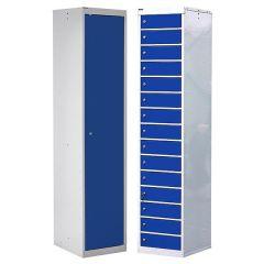 Laptop Storage Lockers - 15 Compartments