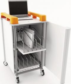 LapCabby Laptop Storage Trolleys - Vertical Storage