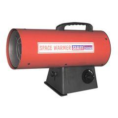 (5401712) Sealey Space Warmer Propane Heater - Model LP40