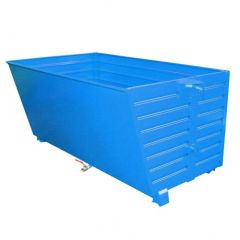 Watertight Tipping Skips - 2.00 - Blue