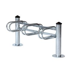 3 Bike Single Sided Cycle Rack