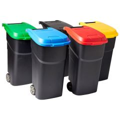 UniSort Mobile Recycling Bins Group