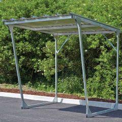 Mottez Eco Modular Cycle Shelter Basic Module