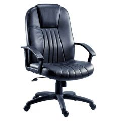 Neptune Leather Office Chair