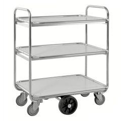 Order Picking Trolley - 6 Castors