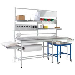 Pack Tek Dual Packing Bench Kit 1