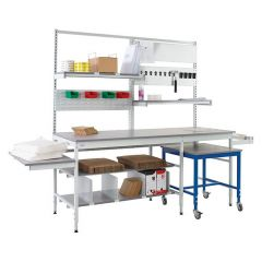 Pack Tek Dual Packing Bench Kit 2