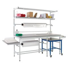 Pack Tek Dual Packing Bench Kit 3