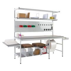 Pack Tek Dual Packing Bench Kit 4